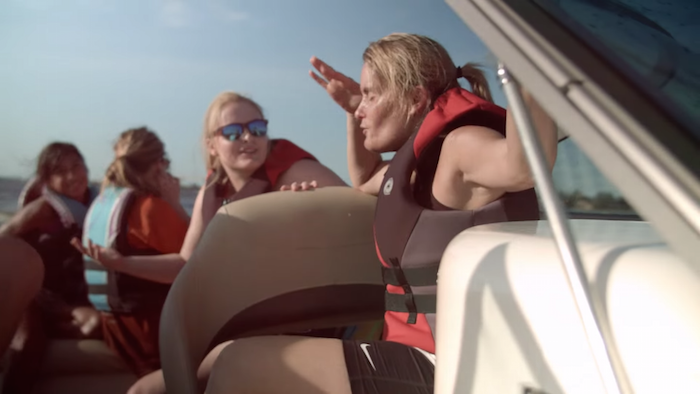 This guy made his family vacation tolerable by turning it into a rap video.