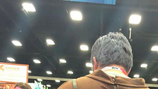 "This Hodor costume from Comic-Con has Game of Thrones fans saying ""Hodor"" (in a good way)."