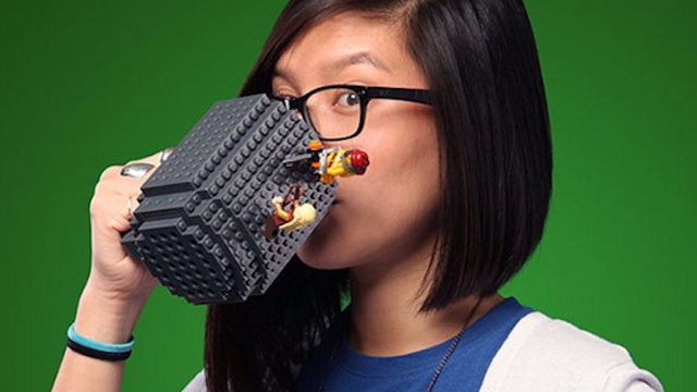 This Lego-Style Coffee Mug Is Here To Make Your Mornings More Fun