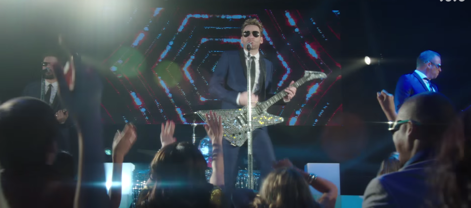 The new Nickelback 'disco' song is an insult to disco, songs.