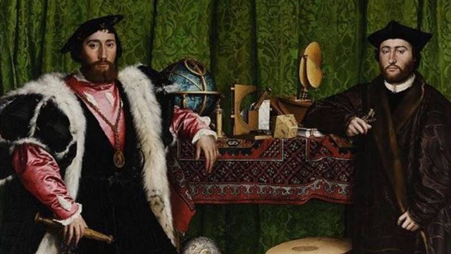 This optical illusion is nearly 500 years old and it's still blowing people's minds