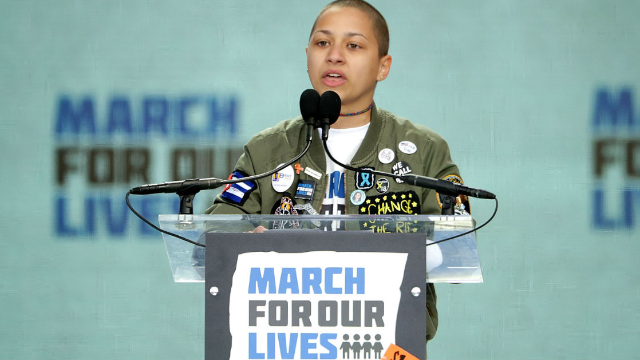 8 most powerful moments from March for Our Lives around the country
