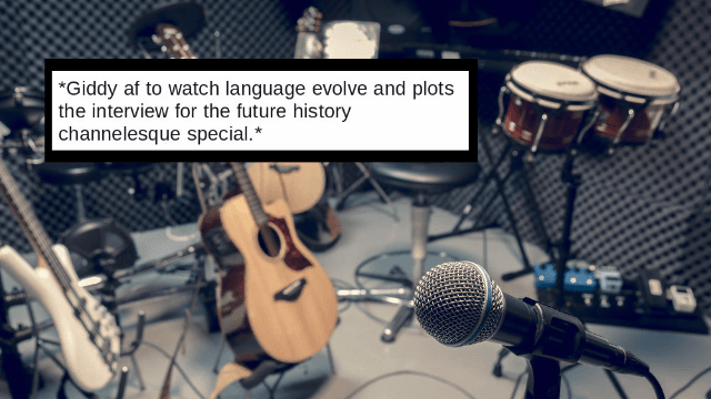 This revelation about music students today will make you feel old AF.