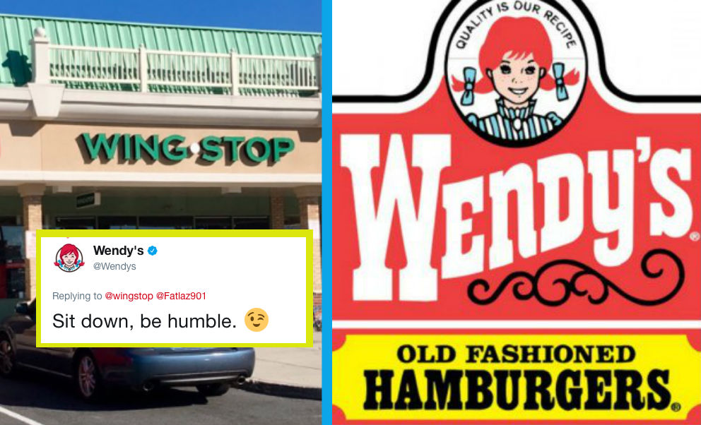 Wendys Just Destroyed Hardees With A Single Tweet | HuffPost