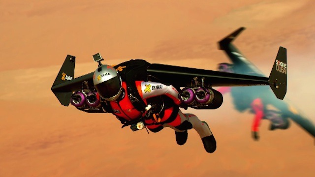 This video is a reminder that jetpacks are both real and really awesome.