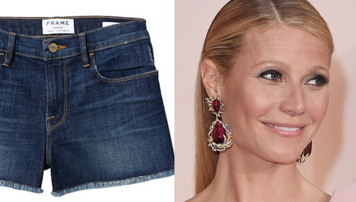 This Week in GOOP: Gwyneth wants you to pay this much money for cutoffs.