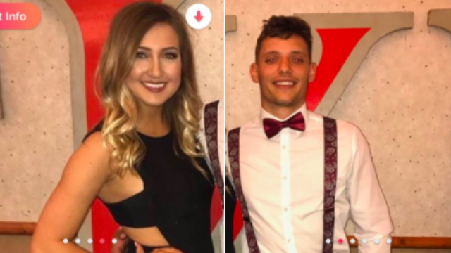 This woman got her ex's Tinder profile to go viral. He's not happy about it.