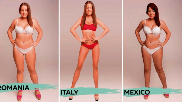 This Woman Photoshopped Herself To Reveal Beauty Standards From Around The World