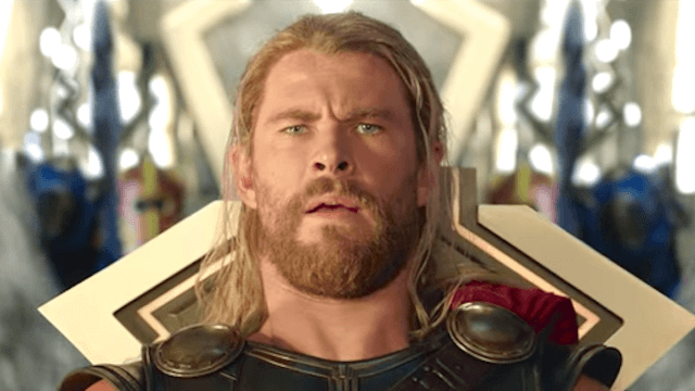 Thor has a dramatic new haircut and the internet is freaking out.