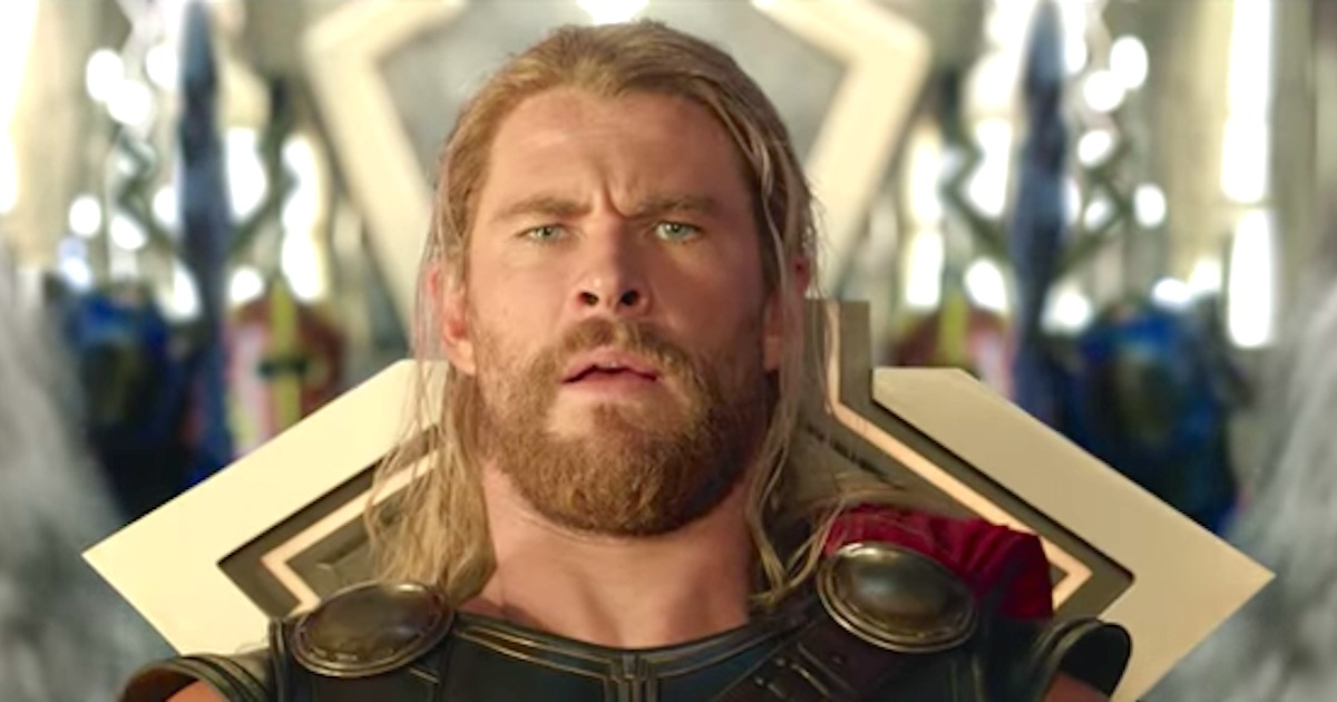 Thor Has A Dramatic New Haircut And The Internet Is Freaking Out Someecards Movies