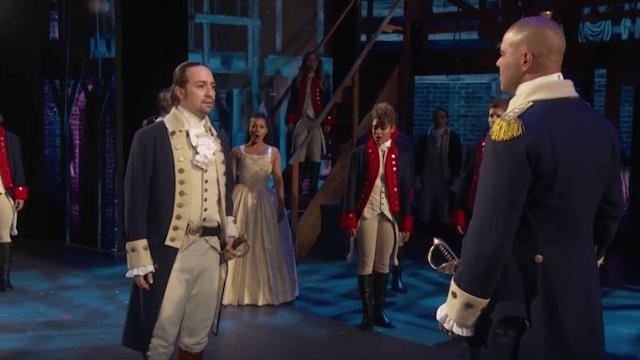 Tickets for 'Hamilton' in LA just went on sale, and it's basically the Hunger Games out there.