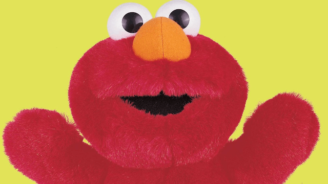 This video of Tickle Me Elmo without fur will haunt your dreams.