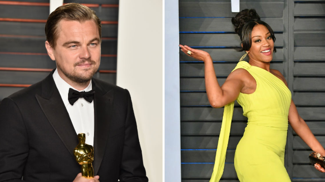 Tiffany Haddish's story about hitting on Leo DiCaprio is a comedy masterpiece.