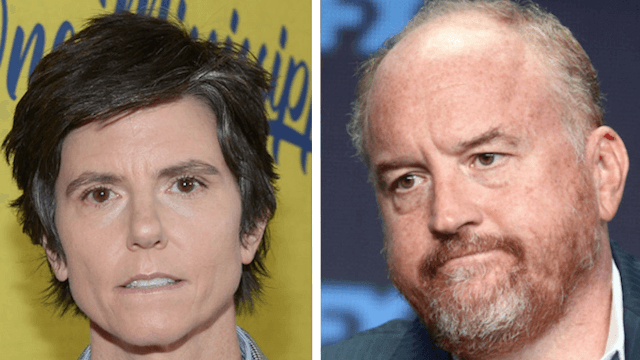 Comedian Tig Notaro calls out Louis C.K. for sexual misconduct allegations. She's not the first.