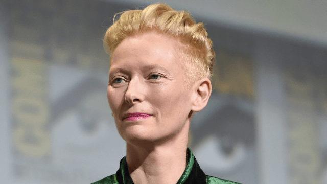 Tilda Swinton has a very personal reason for disliking Harry Potter.