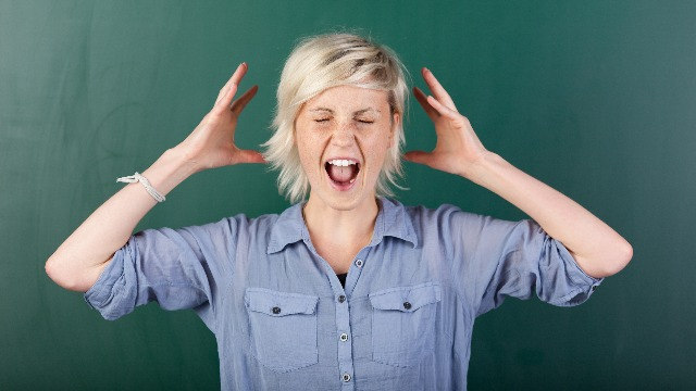 15 people share stories about what drove them to lose their temper at a teacher.