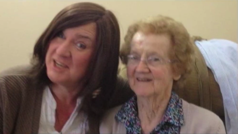 This trans woman has had to come out to her mom who has dementia over 100 times.