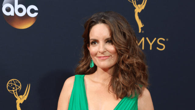 Tina Fey has some choice words for white women who voted for Trump.