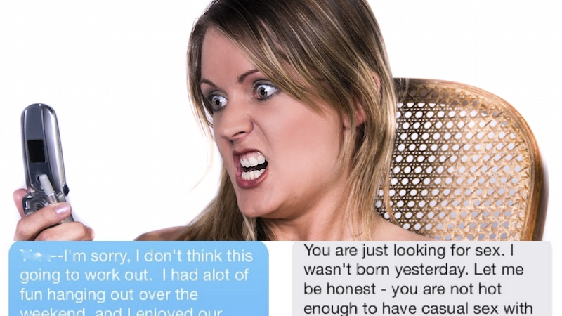 A woman sent what is arguably the craziest post-date text rant in Tinder history.