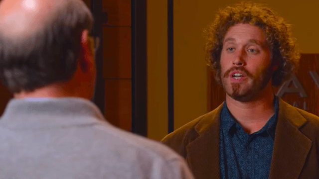 T.J. Miller makes up old-guy insults for four minutes straight in 'Silicon Valley' outtake.