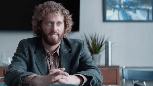 T.J. Miller got arrested for allegedly slapping his Uber driver in a fight about Donald Trump.