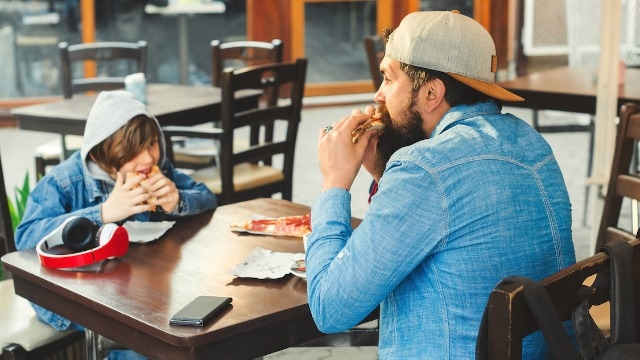20 dads share the 'don't tell mom' stories they still keep secret.