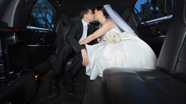 15 stories of what really happens in the 'just married' limo after the wedding.