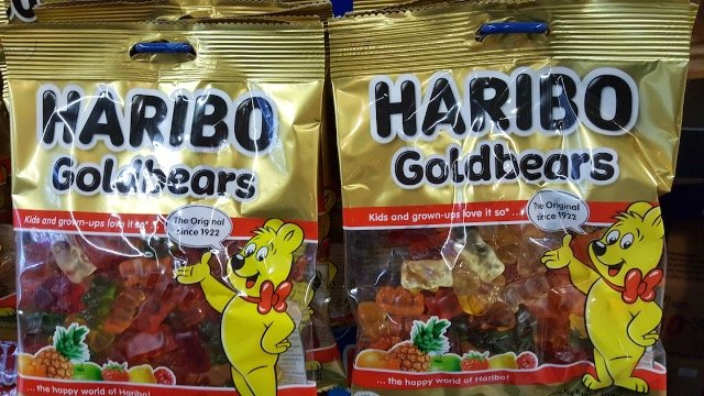 17 of the funniest Amazon reviews for 'explosive' Haribo sugar-free gummy bears.
