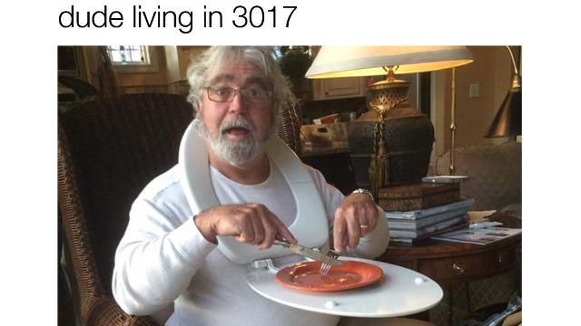 33 Geniuses Who Are Living In 3017 While You're Stuck Here In 2017