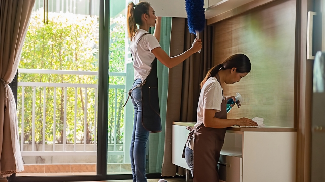 25 housekeepers share the secrets they've discovered about the people whose houses they clean.