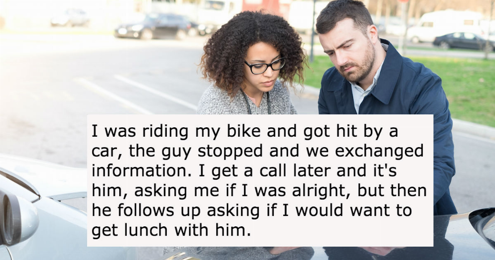 20 people share the weirdest times and places they've ever been hit on.