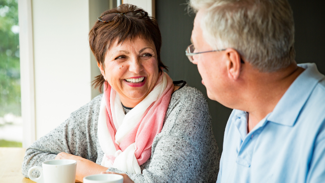 17 people who found love later in life reveal how they finally found 'the one.'