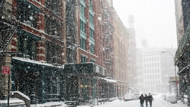 100 insane pics from the polar vortex that'll make you want to stay in bed forever.