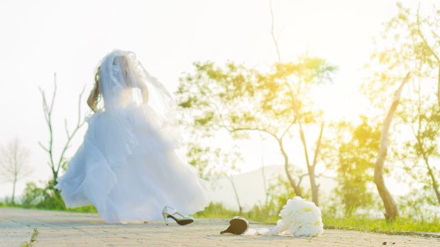 15 stories about runaway brides who left someone at the altar.