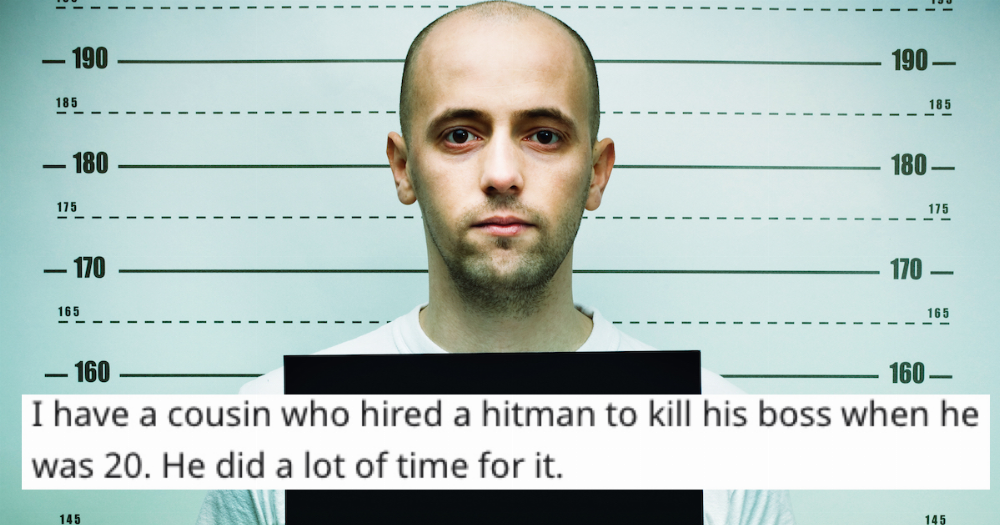 20 people share stories about their 'shadiest' family members.