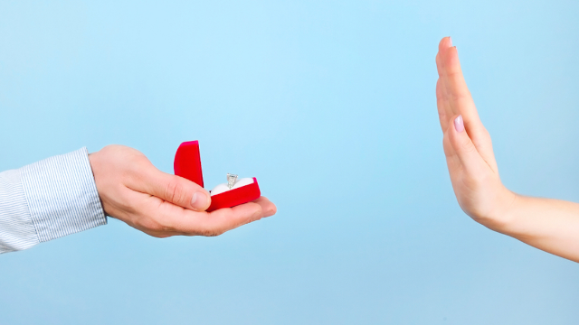 16 tales of rejected marriage proposals that will make you want to