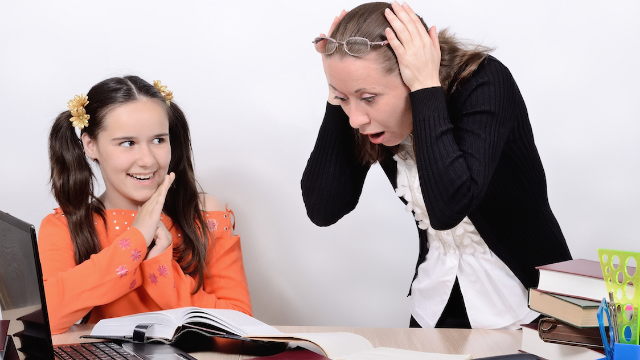 20 teachers share the most f*cked up things they overheard in class.