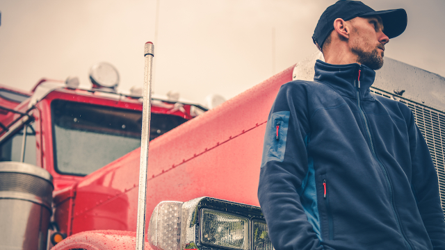 12 truck drivers share their most NSFW stories from the road. Buckle up.