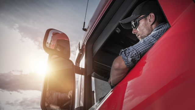 20 truckers share the weirdest things they've seen people do in their cars.