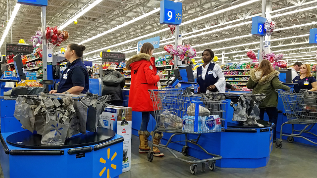 19 Walmart employees share the wildest stories they've seen on the job. Don't huff and drive.
