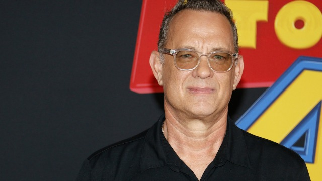 People are applauding Tom Hanks' NSFW rant about people who don't wear masks.