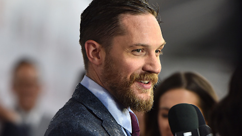 Actor Tom Hardy responds in classy, annoyed letter to critic who called him an 'a**hole.'