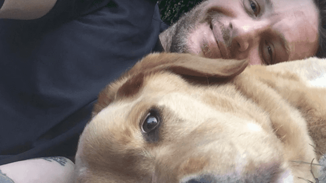 Read Tom Hardy's heartbreaking tribute to his beloved dog Woody.