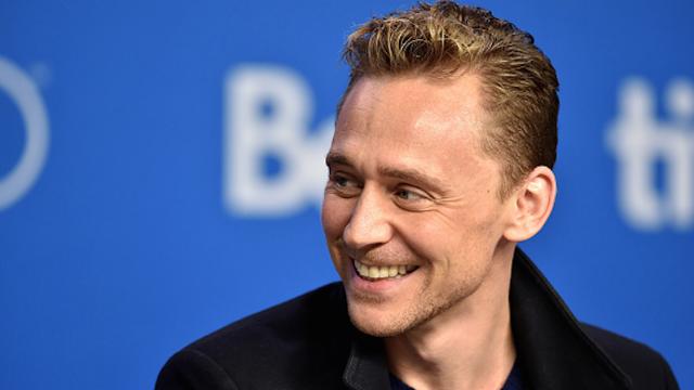 Tom Hiddleston is showing his butt for equality, and giving us all hope for society.