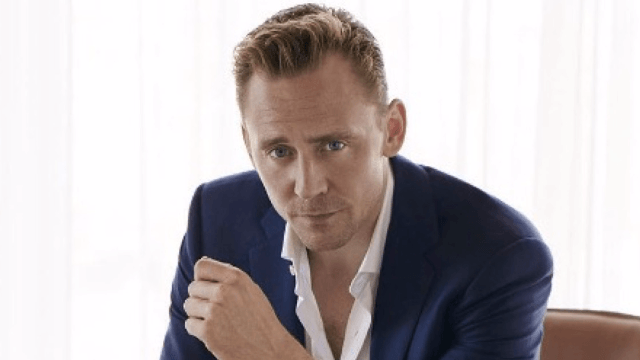 Here's Tom Hiddleston in a pair of very thin boxers for 'W Magazine.' Good for Taylor Swift.