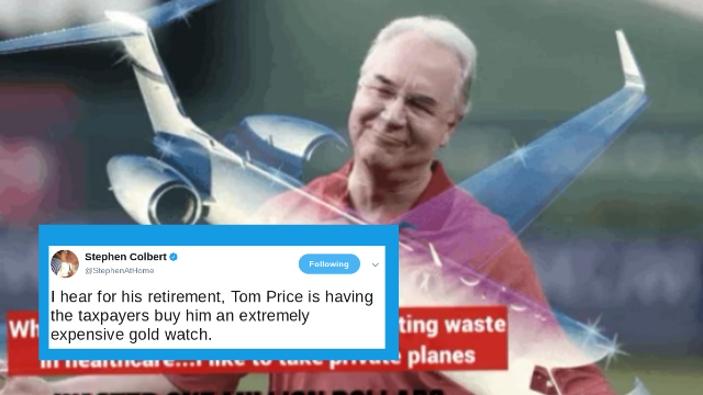 Tom Price is out of the White House, and Twitter is pure money.