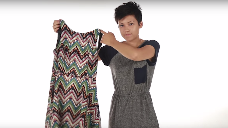 These tomboys wore dresses every day for a week and managed not to flash everyone.