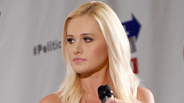 Tomi Lahren got into a massive feud with a fellow right-wing mouthpiece over Kanye.
