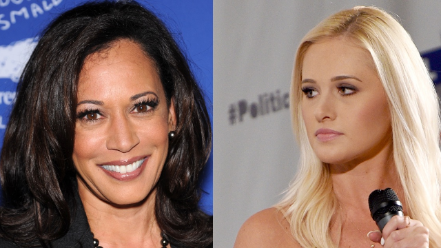 Tomi Lahren's sexist attack on Kamala Harris backfired spectacularly