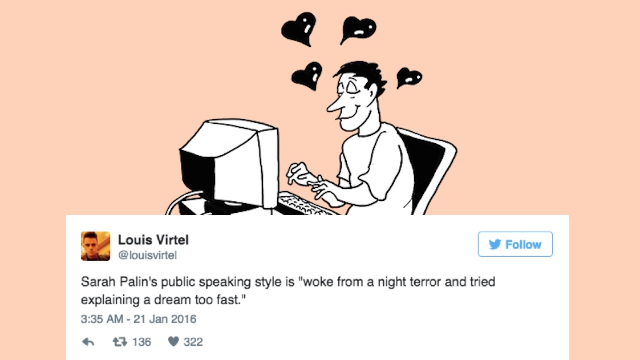 The top 42 tweets of the week as picked by someone who spends way too much time on Twitter.
